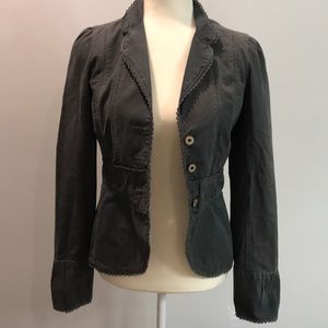 Gray Sanctuary Jacket
